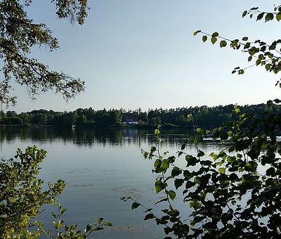 Tolle Natur in Greven mit schönem See und Gewässer