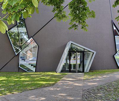 Ansicht vom Felix-Nussbaum-Haus