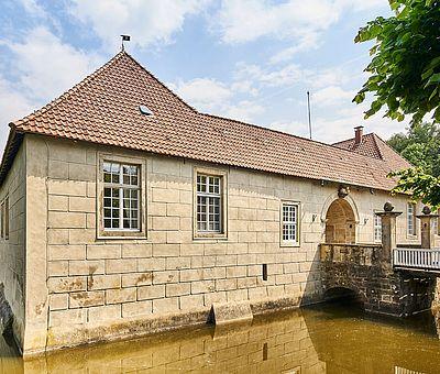 Das Haus Marck in Tecklenburg
