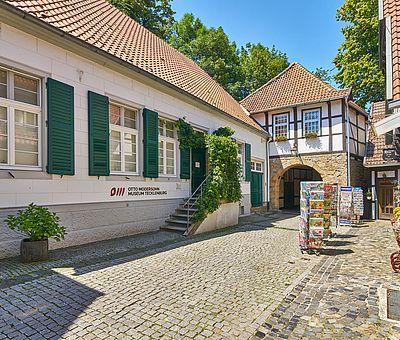 Das Otto-Modersohn-Museum in Tecklenburg