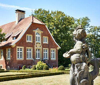 Haus Rüschhaus in Münster